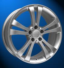 Lackierte Doppelspeichen felgen aus Aluminium fürs Auto