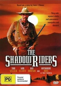THE SHADOW RIDERS - TOM SELLECK - NEW & SEALED DVD FREE LOCAL POST