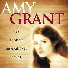 Her Greatest Inspirational Songs Grant, Amy Audio CD