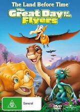 The Land Before Time - The Great Day Of The Flyers (Dvd) Adventure, Family Movie