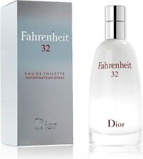 CHRISTIAN DIOR FAHRENHEIT 32 EAU DE TOILETTE 100ML PROFUMO UOMO MEN INTROVABILE