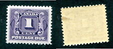 Mint Canada Postage Due Stamp #J1 (Lot #13392)