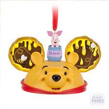 Disney Parks Winnie The Pooh Ear Hat Ornament