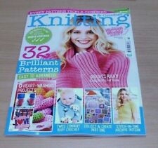 Knitting December Monthly Magazines