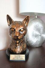Master Mogo - Cat cremation ash urn
