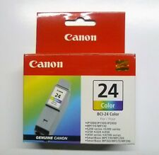 Canon BCI-24 C color Pixma iP1000 iP1500 iP2000 MP110 MP130 ---------------- OVP