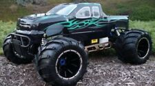HUGE 1/5th RAMPAGE MT V3 Gas Powered RC Monster Truck 4X4 RTR w/Aluminum Shocks