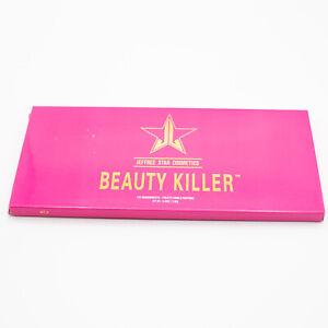 Jeffree Star Cosmetics Beauty Killer Eyeshadow 10 Shade Palette Case New NIB
