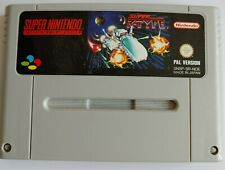 Super R-Type SNES Super Nintendo