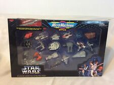 Star Wars Micro Machines Master Collector's Edition Galoob Rare Misprint NIB