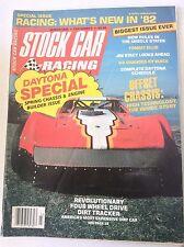 Stock Car Racing Magazine Daytona Special Tommy Ellis March 1982 041717nonrh
