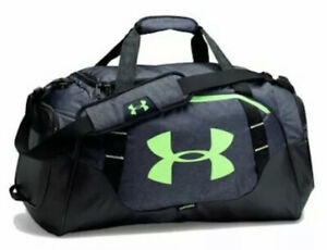 The Under Armour Undeniable Grey Duffle Bag B3719
