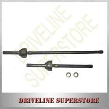 TOYOTA LANDCRUISER 80 series 1990-03/1994 TWO FRONT CV JOINT DRIVE SHAFT AXLES