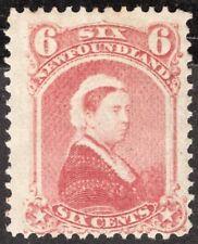 NEWFOUNDLAND CANADA 1868/94 STAMP Sc. # 35 MH