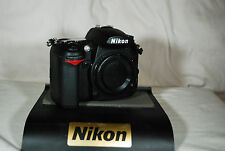 Beautiful Condition Nikon D7000 16MP Digital SLR (Body Only) + Warranty
