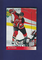 Scott Stevens 1993-94 UPPER DECK Hockey SP Inserts #89