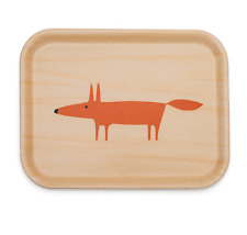 Scion Mr Fox Large Wooden  Tray Brand New RRP £32