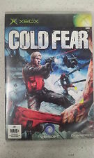 Cold Fear Original Xbox Game PAL