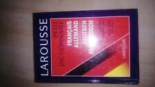 dictionnaire francais allemand
