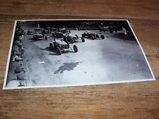 Photo   / Photograf 1931 GP Belgique / Belgium  BUGATTI / ALFA ROMEO //