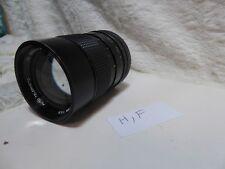 Vivitar 135 mm 1:2 .8 Manual Focus Téléobjectif Close Focusing lens Pour Canon FD Fit