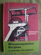 Bergbau - DDR Wissensspeicher Erzbergbau Kalibergbau Bergmann Gruben Abbau
