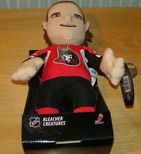 "Ottawa Senators Bleacher Creatures Plush Doll Toy 14"" Inch Erik Karlsson NHL"