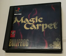 Videogame MAGIC CARPET Playstation 1 PS1 PSX PS1 PSONE NEW