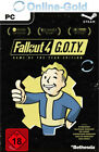Fallout 4 Key Game of the Year Edition - STEAM Digital Download Code - PC USK 18