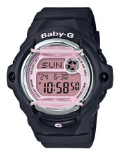 Casio Digital Sport Baby-G Black Ladies BG-169M-1D