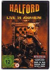 HALFORD - Live In Anaheim NUEVO DVD JUDAS PRIEST