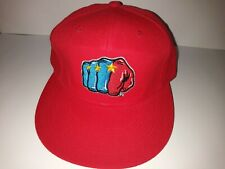 manny pacquiao Cap 7&1/2 RED (NEW)