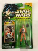 Star Wars Power of the Jedi Luke Skywalker X-Wing Pilot Collection 1.04 Hasbro