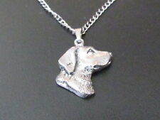 Pagent Pewter Dog Pendent.