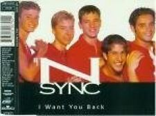 N-Sync I want you back (1996) [Maxi-CD]