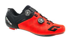 Gaerne Carbon G.Stilo+ Road Cycling Shoes - Red (Reg. $499.99) sidi crono