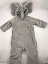 Pottery Barn Kids Cute Baby Elephant Costume 6 -12 months Halloween New