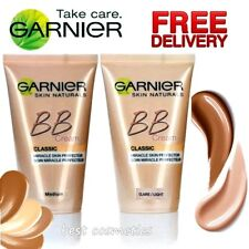 Nuevo Garnier Miracle Skin Perfector BB Crema Clásico 5 en 1 luz o mediano SPF15