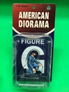 American Diorama 1:24 Scale Figure G AD-51594 John