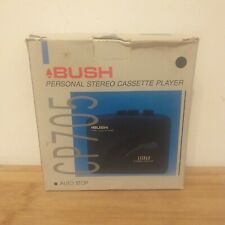More details for bush personal stereo cassette player cp705