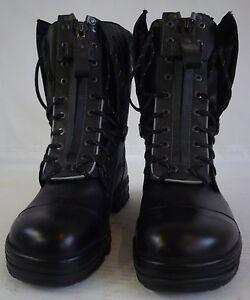 Baltes Alpha Pro - Feuerwehrschuhe - Rettungsdienst Schuhe - S3 Stiefel Leder
