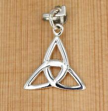 Anhänger Silber Celtic Triquetra - Keltische Dreifaltigkeit - Schutz -  Amulett