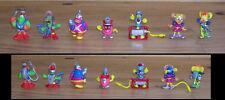 Lot de 7 Figurines Kinder Cybertop