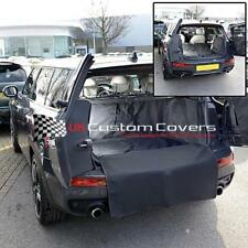MINI CLUBMAN STANDARD/RAISED FLOOR TAILORED BOOT LINER MAT DOG GUARD 2015 ON 312