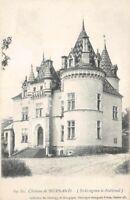 St-GENGOUX-le-NATIONAL - château de BURNAND