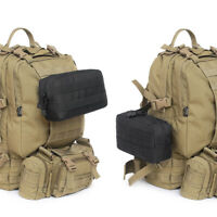 Tactical Molle EDC Utility Magazine Pouch Military Cover Bags Outdoor Storage