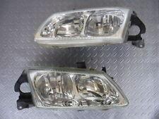 JDM 01 Nissan BLUEBIRD SYLPHY QG10 G10 Halogen Headlights Lamps Lights Set OEM