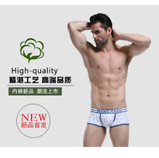 Men's underwear low waist sexy cotton seamless WJ