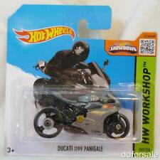 Ducati 1199 Panigale 1:64 Scale Diecast Model Motorcycle by Hot Wheels