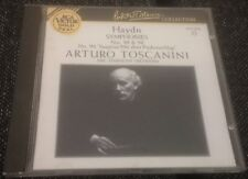 RCA VICTOR GOLD SEAL GD 60281 HAYDN symphonies TOSCANINI NBC SO VOLUME 12 CD